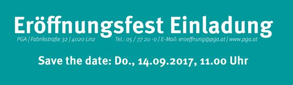 Proges Eröffnungsfest